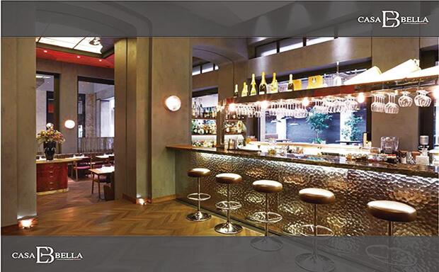 意大利那波里酒吧案例