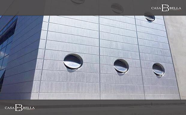 蒙特普齐亚诺商场外墙效果