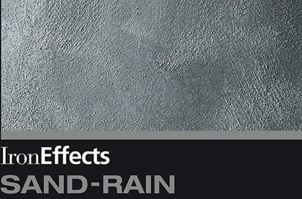尘雨金属效果艺术涂料