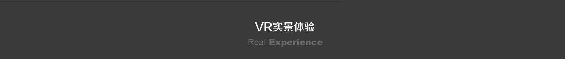 VR实景体验