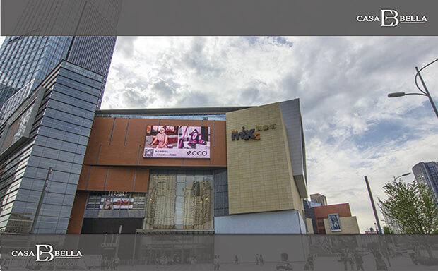 青岛万象城项目