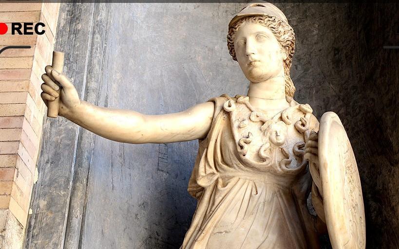| 城市篇 | 来自意大利梵蒂冈的绝美雕塑!