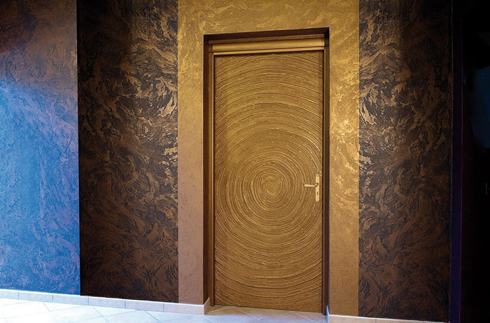 Materic和高科技表面——萨铂艺术壁材