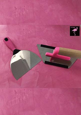 尖塑料镘刀
